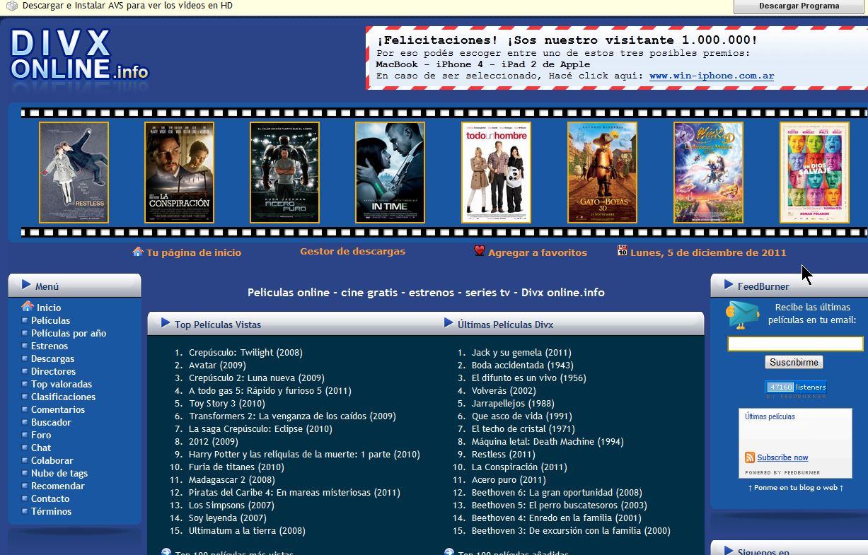Cine Online Peliculas Online Cine Gratis Estrenos En | Share The ...